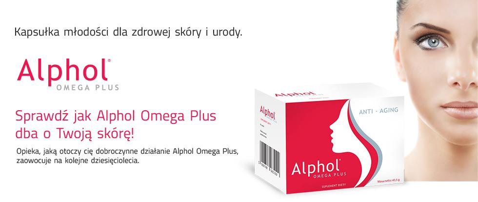 Alphol Omega Plus - zdrowa skóra i uroda